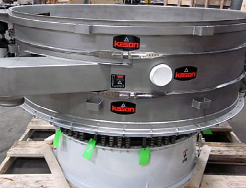 84″ Diameter Double Deck High Efficiency Classifier